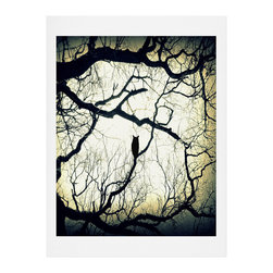 DENY Designs - DENY Designs Shannon Clark Mysterious Woods Art Print - Finally an affordable wall art option! Order one statement print or live on the edge and dream up an entire gallery wall. And whether you frame it or hang it as-is, your walls will be big on inspiration while being kind on your pocketbook.