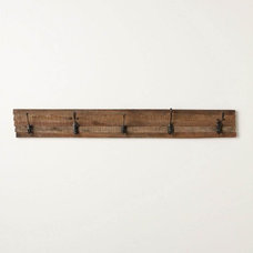 Rustic Hooks And Hangers by Anthropologie