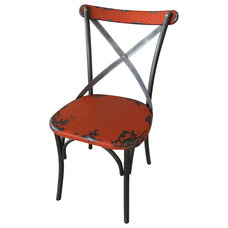 Industrial Dining Chairs by Beyond Stores
