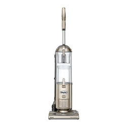 Shark NV42 Navigator Deluxe Upright Vacuum - With this Shark NV42 Navigator Deluxe Upright Vacuum, easily and effectively clean dirty carpets and hard floors. Powered by a 10-amp motor, it suctions dirt, pet hair, and dander for a healthier home. It's also light and easy to steer around furniture and other household objects for quick cleaning.About Euro-Pro Operating, LLCEuro-Pro is a pioneer in innovative cleaning solutions and household appliances. They were the creators behind the familiar household brands Shark and Ninja. Euro-Pro provides appliances that are highly functional and cutting-edge. From chemical-free steam mops to top-notch kitchen appliances, Euro-Pro products make daily chores easier. Euro-Pro has offices in Massachusetts, Canada, and China. Mark Rosenzweig is their CEO and is the third generation of his family to lead Euro-Pro.
