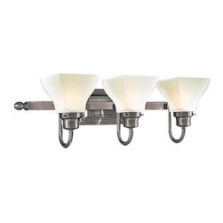 Minka Lavery - Minka Lavery ML 5583 3 Light Bathroom Vanity Light from the Mission Ridge Collec - Three Light Bathroom Vanity Light from the Mission Ridge CollectionFeatures: