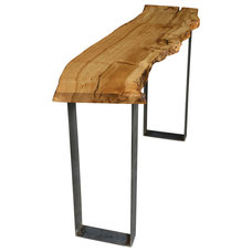 Rustic Console Tables by Natural Edge Furniture