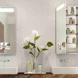 Medicine Cabinet Options from Electric Mirror - Recreation Mirrored Cabinet - Electric Mirror - Valley Light Gallery