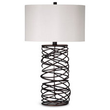 Contemporary Table Lamps by BASSETT MIRROR CO.