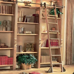 modern ladders and step stools by Rockler
