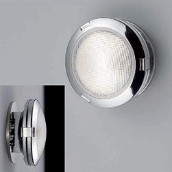FontanaArte - Kodo 3099/120 Wall/Ceiling Light | FontanaArte - Design by Metis, 1998.