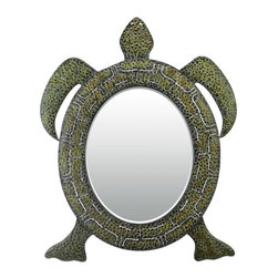 Sterling Industries - Reflecting Tortoise In Gering Finish - Reflecting Tortoise In Gering Finish