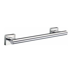 Smedbo - Smedbo House Grab Bar, Polished Chrome - Smedbo House Grab Bar, Polished Chrome