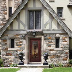 Fiberglass Doors -