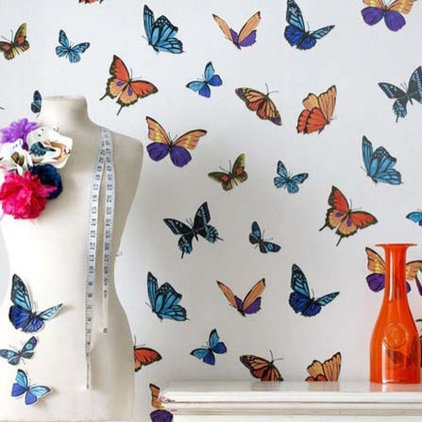 Eclectic Wallpaper by Wallpaperking
