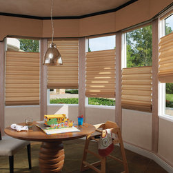 Top Down Bottom Up Cordless Shades - Two Blind Guys - Top Down Bottom Up Cordless Shades are the latest trend.
