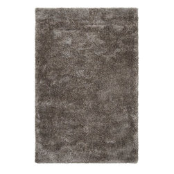 Surya - Surya Grizzly Plush Hand Woven Rug X-32-6YLZZIRG - Lose yourself in the decadent soft pile of the Grizzly Collection. This plush, silky shag has a contemporary look with a luxurious treat for the feet and it available in five colors.