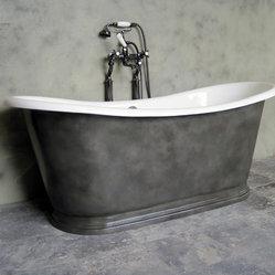 Vintage Modern Castings The St Versailles Bathtub Is