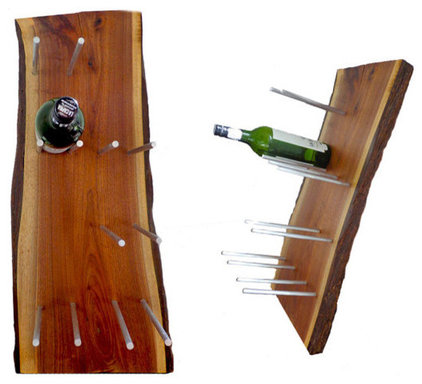 Eclectic Wine Racks by Etsy