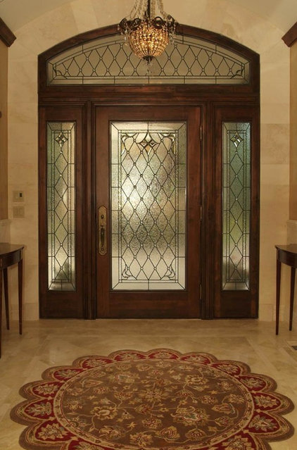 Traditional Entry by Scottish Stained Glass