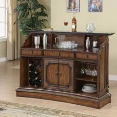 Traditional Bar Carts by Sister Furniture