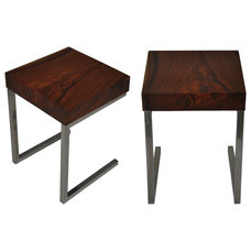 Modern Side Tables And Accent Tables by Rotsen Furniture