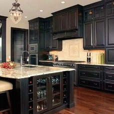 Kitchen Cabinetry by KT Building Supply Inc.