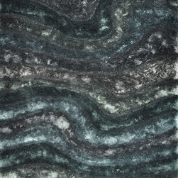 """Loloi - Shag Glamour Shag 5'x7'6"""" Rectangle Midnight Area Rug - The Glamour Shag area rug Collection offers an affordable assortment of Shag stylings. Glamour Shag features a blend of natural Midnight color. Handmade of 100% Polyester the Glamour Shag Collection is an intriguing compliment to any decor."""