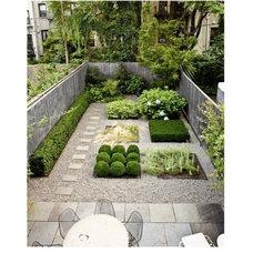 Outdoors: Modern Townhouse Garden Roundup by