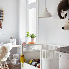Contemporary Nursery by Callwey