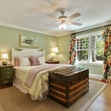 Traditional Curtains by Pamela Foster & Associates, Inc.