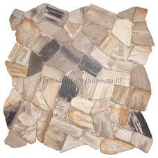 Contemporary Mosaic Tile by Wira Djadie Naturalstone