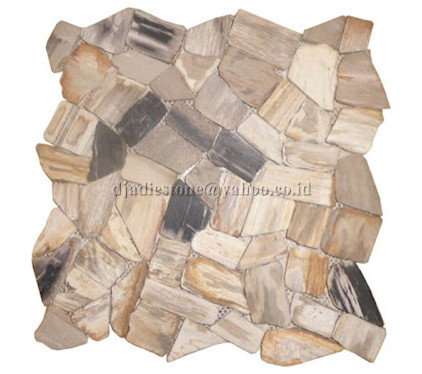 Contemporary Mosaic Tile by Wira Djadie Naturalstone