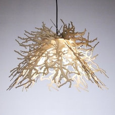 Rustic Pendant Lighting by Supermarket