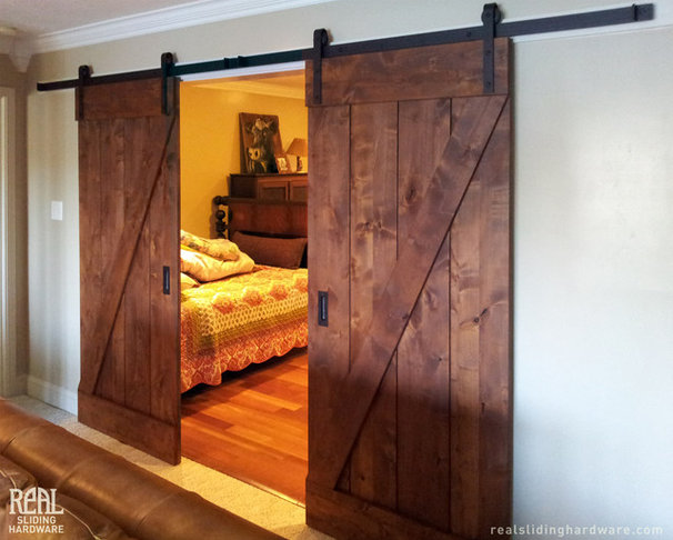 Rustic  by Real Sliding Hardware