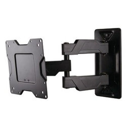 OMNIMOUNT - SPEAKERS - FULL MOTION MOUNT-UP TO 80 LBS - TV MOUNT FITS MOST 37-63 TVS       This item cannot ship to APO/FPO addresses.  Please accept our apologies.