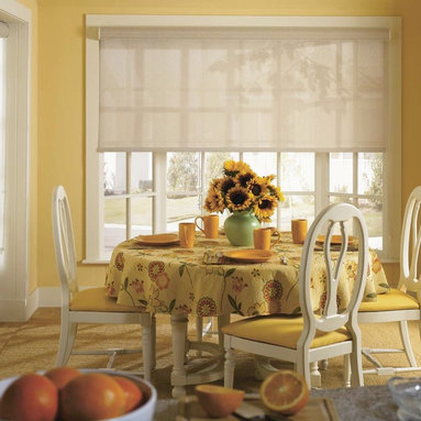 Graber Lightweaves Solar Shades - Graber Lightweaves solar shades are ideal for any room with high sun exposure. A variety of solid colors and jacquard weaves offer excellent visibility, glare control and temperature reduction. Solar shades are perfect for year-round use in any climate.