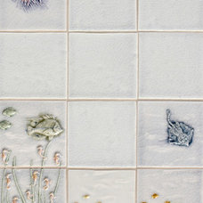 Tropical Tile by Pratt and Larson Ceramics