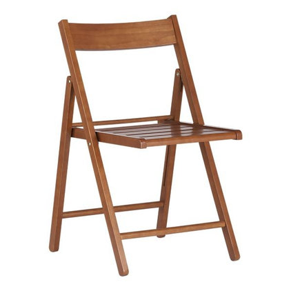 Traditional Folding Chairs And Stools by Crate&Barrel