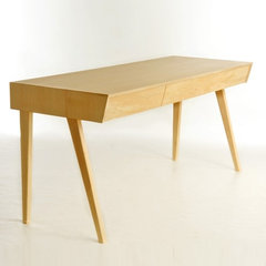 modern desks by bark furniture