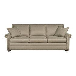 Vanguard Furniture - Vanguard Furniture Simpson Sofa 651-S - Vanguard Furniture Simpson Sofa 651-S