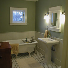 Traditional Bathroom by Paulson's Construction, Inc