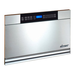 "Dacor Discovery 24"" Microwave In-A-Drawer, Stainless Steel 