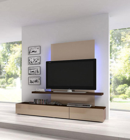 Modern Entertainment Centers And Tv Stands by FurnitureNYC