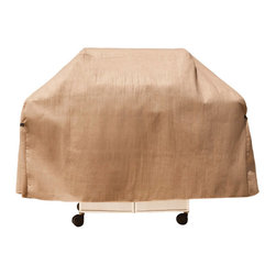 """Duck Covers 63""""W Grill Cover - Actual Cover Size: 63W x 24D x 40H"""