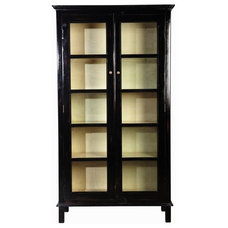 traditional bookcases cabinets and computer armoires by Scandinavian Brands Online