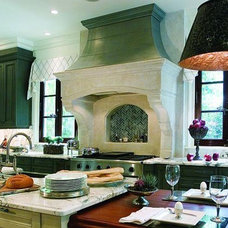Kitchen Hoods And Vents by Francois & Co