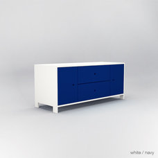 Modern Kids Dressers And Armoires by ducduc