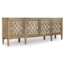 Eclectic Buffets And Sideboards by McEntire Design Group