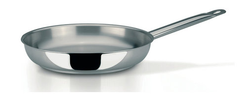 """Frieling - Profiserie Frypan, 7.8"""" Dia. - Commercial grade thick aluminum core sandwiched between 18/10 stainless steel"""