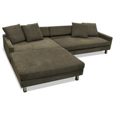 Contemporary Sectional Sofas by Madoka Modern