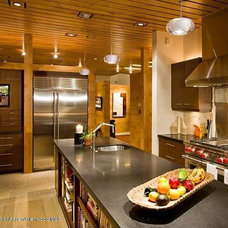Kitchens: Warm Contemporary in Woody Creek, Colo.   Houses   HGTV FrontDoor