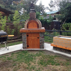 Traditional  by BrickWood Ovens