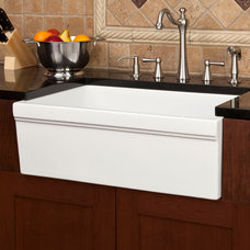 farmhouse kitchen sinks by Signature Hardware