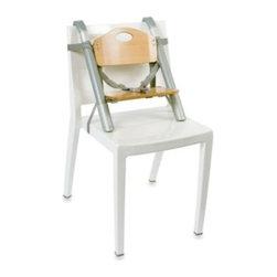 Svan - Svan Lyft Booster Seat in Natural - This sleek, modern booster seat features maximum adjustability.